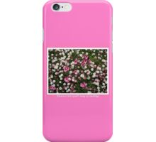 Flowers Are iPhone Case/Skin