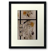 Righteous Judgment  Framed Print