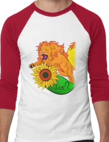Leo Zodiac Men's Baseball ¾ T-Shirt