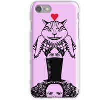 Alice Totem iPhone Case/Skin