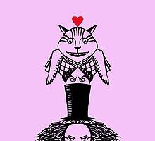 Alice Totem by SusanSanford