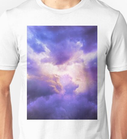 The Skies Are Painted III Unisex T-Shirt