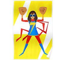 Ms. Marvel! Poster