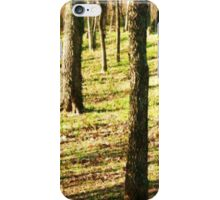 Tree time iPhone Case/Skin