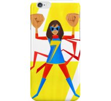 Ms. Marvel! iPhone Case/Skin