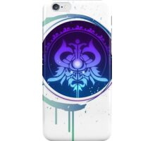 Moon Samurai iPhone Case/Skin