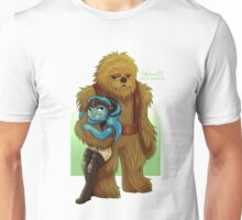 Twi-lek and Wookie Unisex T-Shirt