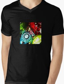 Light Play 2 Mens V-Neck T-Shirt