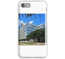 The Infomart, Dallas, TX iPhone Case/Skin