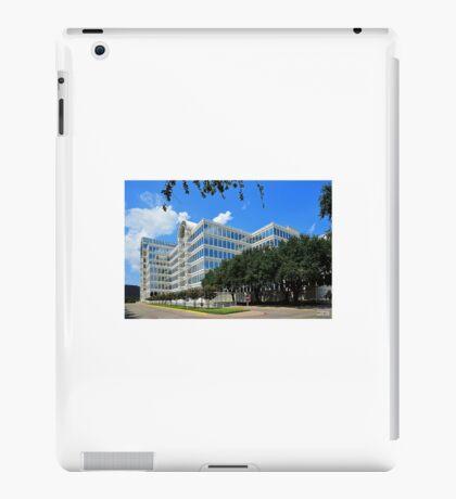 The Infomart, Dallas, TX iPad Case/Skin