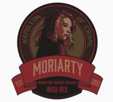 Brownstone Brewery: Jamie Moriarty Irish Red by haileyheartless