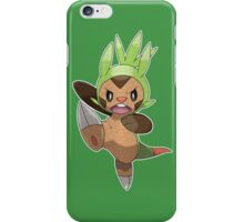 Chespin EX iPhone Case/Skin