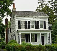 Albert Einstein's Princeton New Jersey Home by stevelink