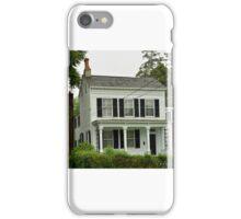 Albert Einstein's Princeton New Jersey Home iPhone Case/Skin