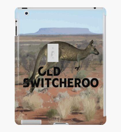 The Old Switcheroo iPad Case/Skin