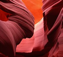 Slot Canyon Hood Ornament by rjcolby