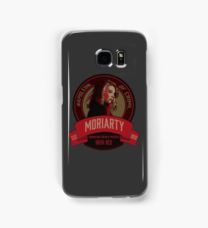 Brownstone Brewery: Jamie Moriarty Irish Red Samsung Galaxy Case/Skin