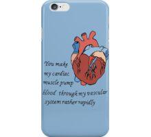 Heartrace iPhone Case/Skin