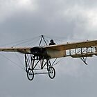 1908 Bleriot by Peter Bodiam