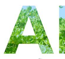 KWA JAL EIN Sticker