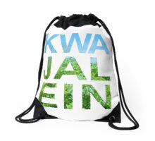 KWA JAL EIN Drawstring Bag