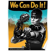 We Can Do It (Furiously) Poster