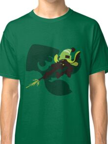 Light Green Female Inkling - Sunset Shores Classic T-Shirt