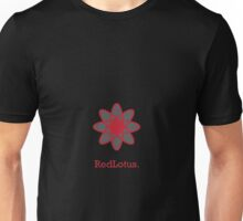 Avatar Brands- The Red Lotus Unisex T-Shirt