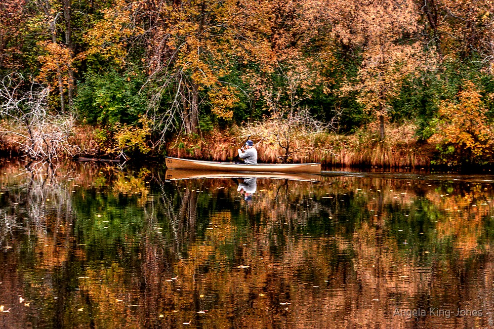 Tranquility by Angela King-Jones