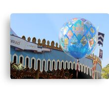 Balloon - Carrousel Metal Print