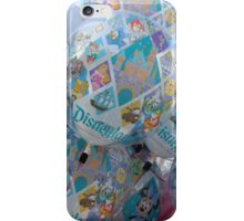 Disneyland 60 Magical Balloons iPhone Case/Skin