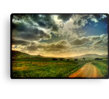 Quirindi Plains Metal Print