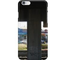 Newport Shops iPhone Case/Skin