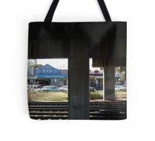 Newport Shops Tote Bag