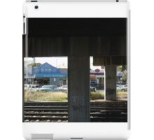 Newport Shops iPad Case/Skin