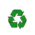 Recycle Sign Gifts & Products by Mark Podger