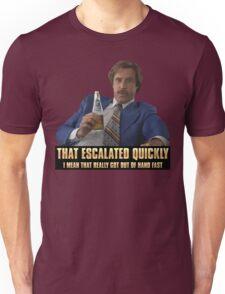 Escalation Unisex T-Shirt
