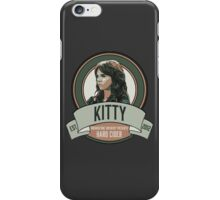 Brownstone Brewery: Kitty Winters Hard Cider iPhone Case/Skin