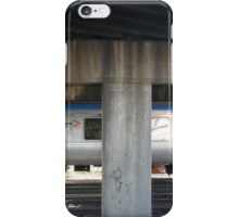 Late Morning Train iPhone Case/Skin