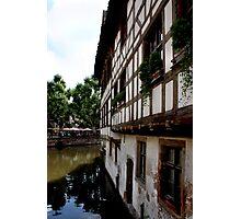 Strasbourg Impressions Photographic Print