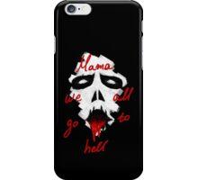 Mama iPhone Case/Skin