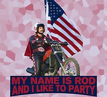 My Name Is Rod by Clark Manor