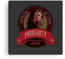 Brownstone Brewery: Jamie Moriarty Irish Red Canvas Print