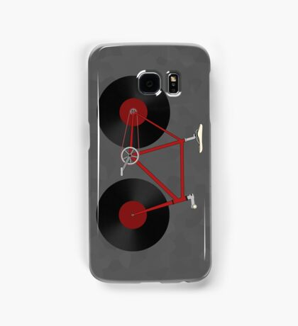 Record Fixie Samsung Galaxy Case/Skin