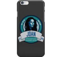 Brownstone Brewery: Joan Watson Blackberry Witbier iPhone Case/Skin