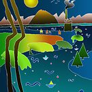 Tweed River by Smurfesque
