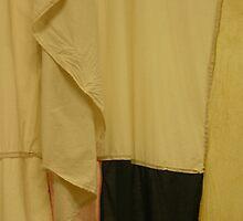 Hanging Fabrics by Joan Wild