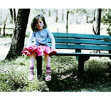 Holly Polly Photographic Print