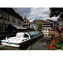 Strasbourg Classics II Photographic Print