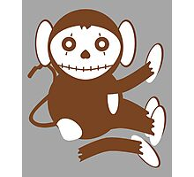 Cute Dead Monkey Photographic Print